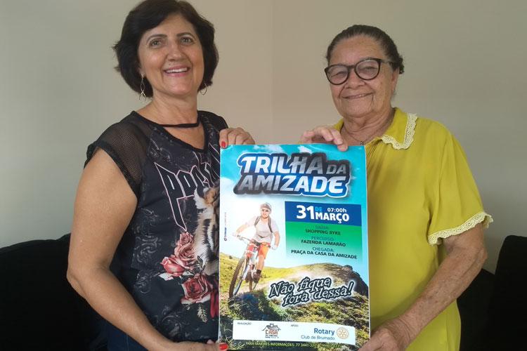 Trilhão da Amizade acontece no dia 31 de março em Brumado