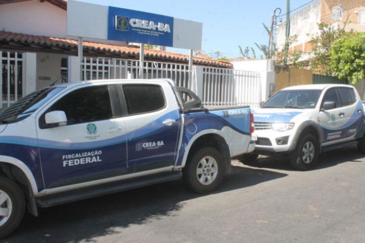 Presidente do Crea-BA visita Brumado e mais dois municípios do sudoeste baiano