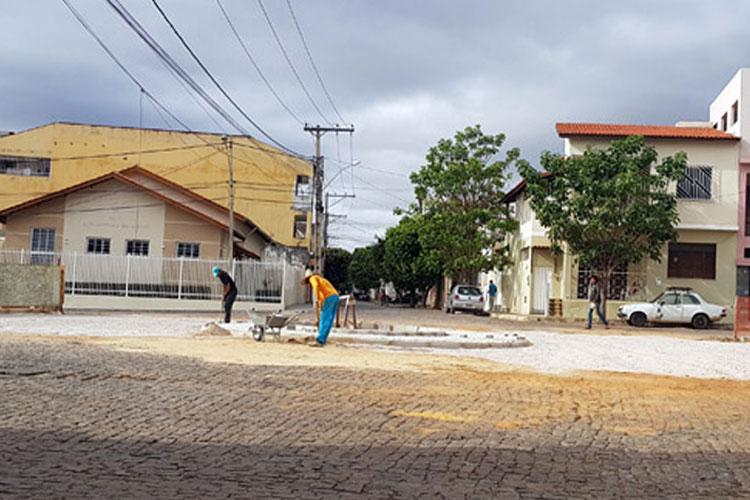 Brumado: Moradora da Praça Dr. Nelson Lula publica carta aberta lamentando posição do prefeito