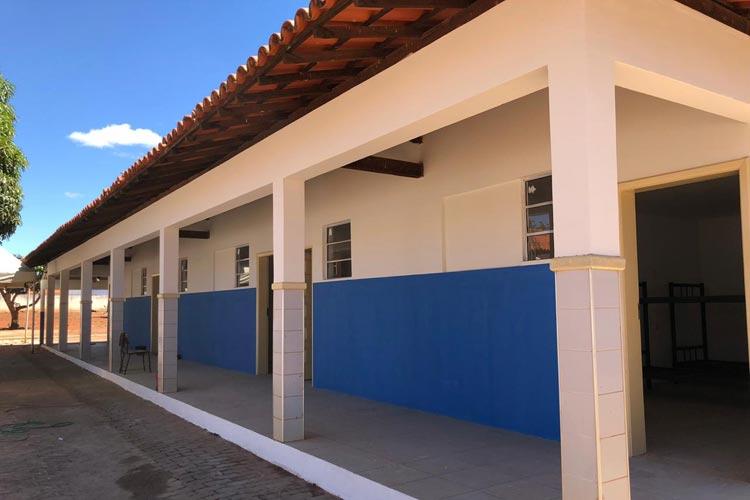 Livramento de Nossa Senhora: 46ªCIPM inaugura alojamento com apoio da iniciativa pública e privada