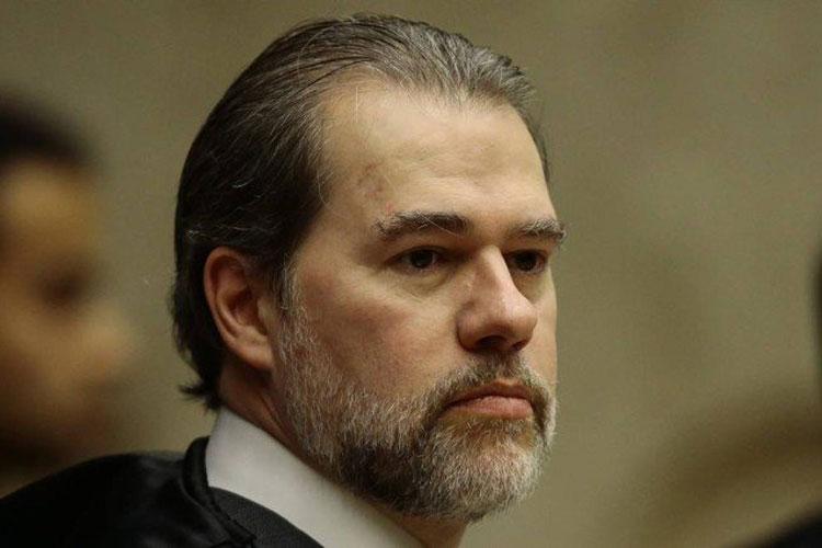 Ministro Dias Toffoli nega pedido de José Dirceu para evitar prisão