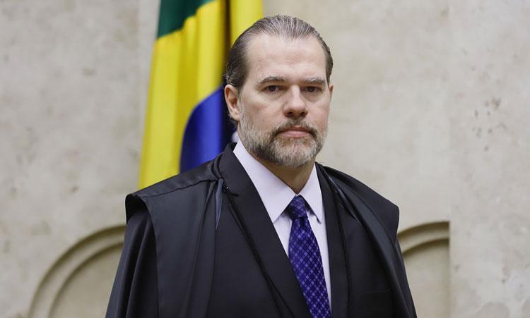 PF pede investigação contra ministro Dias Toffoli por suposta venda de decisões