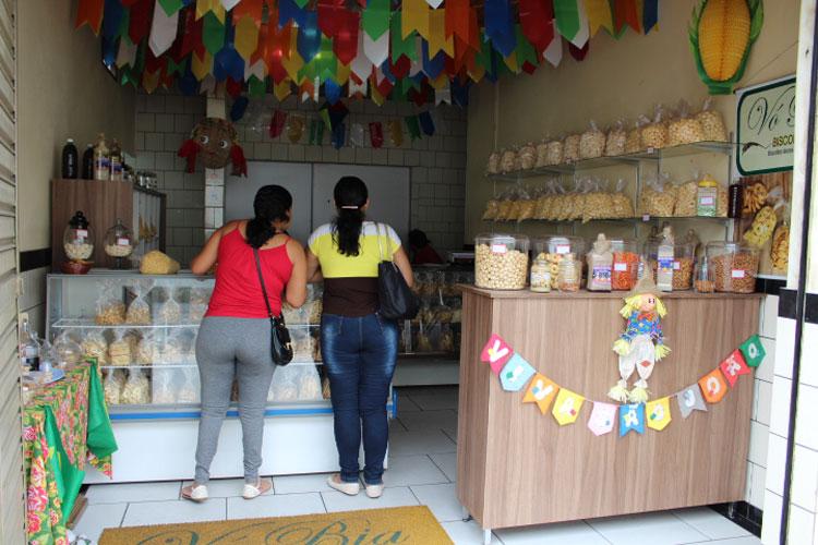 Vó Bia garante o melhor sabor para os festejos juninos em Brumado