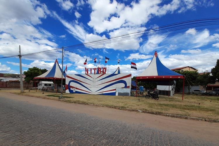 Com decreto municipal favorável, circo volta a apresentar espetáculo em Brumado
