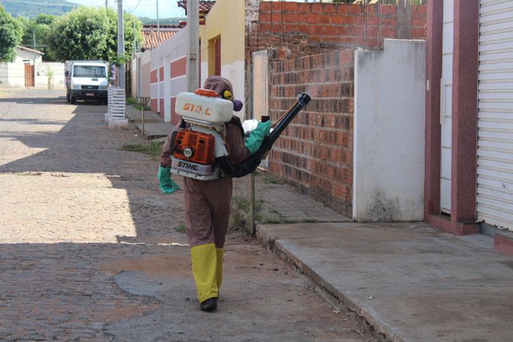 Com notificações zeradas, boletim epidemiológico detecta casos antigos de arboviroses em Brumado