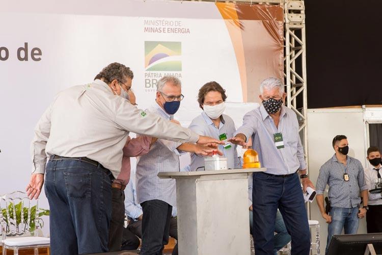 Caetité: INB volta a produzir urânio para geração de energia no Brasil