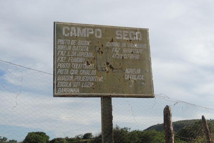 Brumado: Associação cobra manutenção em estrada e pontes de acesso ao Campo Seco
