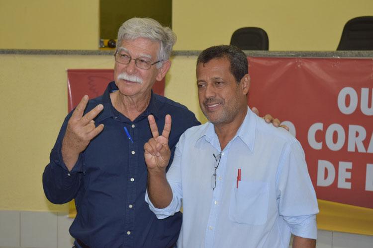 'Édio tem sido o vice mais atuante nas últimas gestões em Brumado', diz prefeito