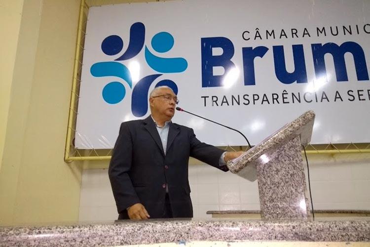 Auditor participa de sessão do Legislativo para analisar contas da prefeitura de Brumado
