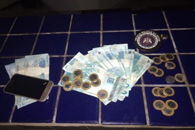 Brumado: PM apreende menor que furtou mercearia no Bairro Irmã Dulce