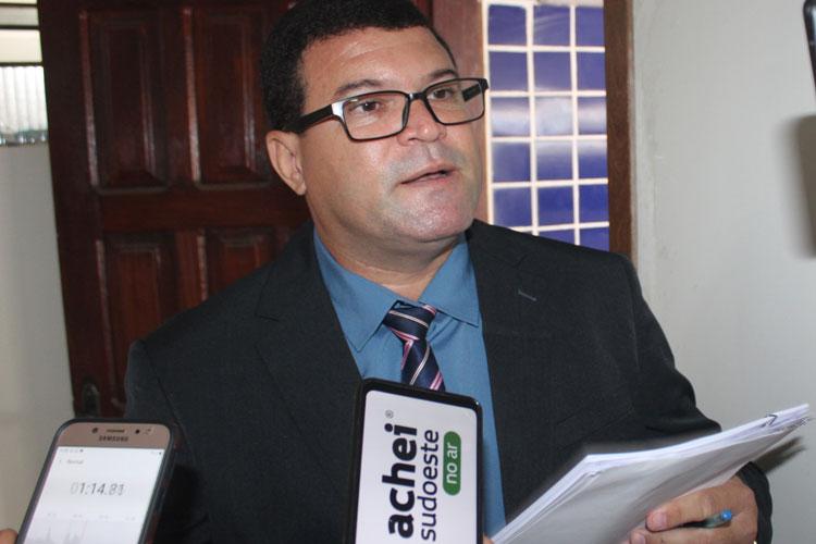 Brumado: Vereador denuncia panelinha de empreiteiras favorecidas em licitações da prefeitura