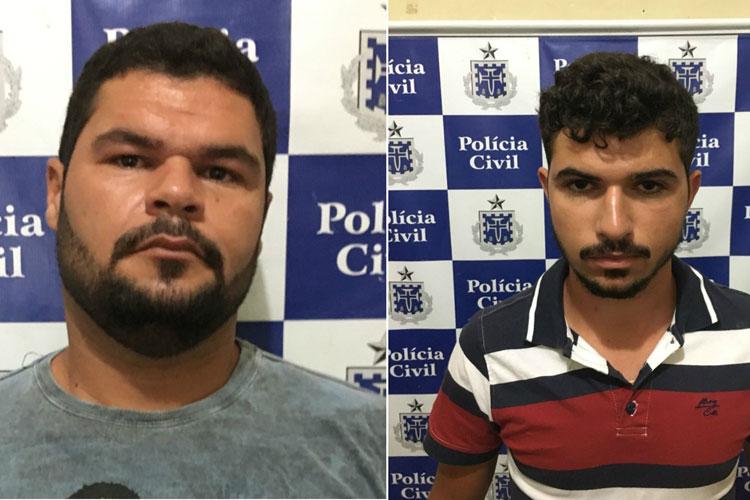 Duas pessoas são presas em operação contra roubo de gado em Itapetinga