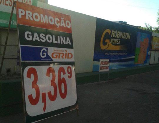 Brumado  Gasolina de R  3 064dfa1d531