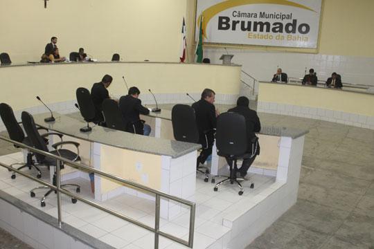 Confira o que aconteceu na sessão da Câmara de Brumado na última  segunda-feira (24) 0d5658fc363