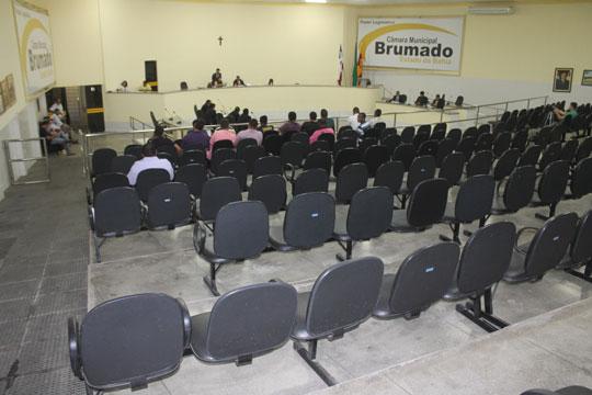 Brumado  Câmara aprova projeto de lei que adiciona 30% de periculosidade à  guarda municipal 9e1309bd531