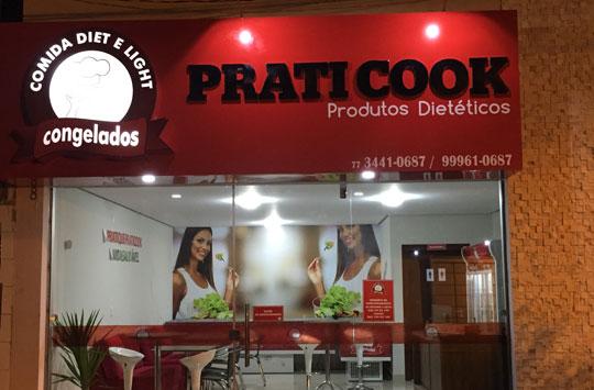 4845dc8a1 Brumado  Praticook oferece uma linha exclusiva de produtos sem glúten e sem  lactose